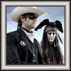 The Lone Ranger costumes & accessories