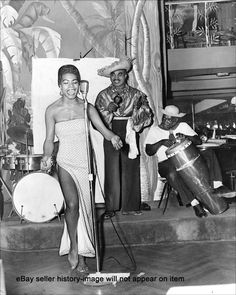 Maya Angelou, dancing in 1957
