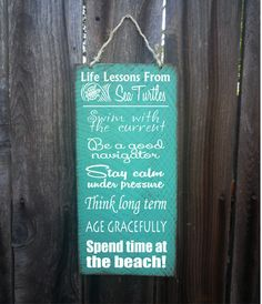 sea turtle sign, sea turtle decor, beach sign, beach decor, beach house decor, beach house sign, beach cottage, beach cottage decor by SurfShackSigns on Etsy https://www.etsy.com/listing/208079032/sea-turtle-sign-sea-turtle-decor-beach