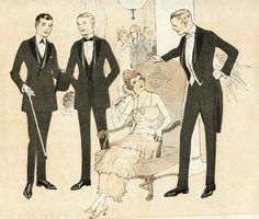 1920 inspiração