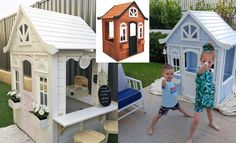 The Kmart cubby house hack taking the Internet by storm