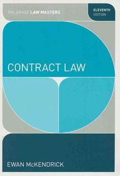 https://flic.kr/p/ArT2Fr | Contract law / Ewan McKendrick, 2015 | encore.fama.us.es/iii/encore/record/C__Rb2680984?lang=spi