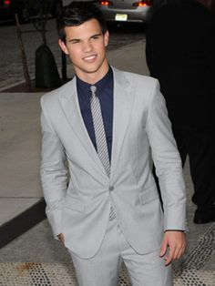 2014 prom looks for men | 17 Magazine: How To Help Your Prom Date Look Like These Hot Celebs In ...