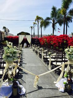 a modern romantic ceremony at the cuvier club la jollawedding venues