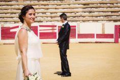 Fotógrafos de bodas,  Ana y Juan