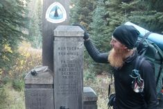 What's it like to hike the entire Pacific Crest Trail? Find out in our Q&A with Scott Peters.  [Want to support the PCT? Visit the Pacific Crest Trail Association]