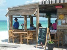 Cafe On the Beach, Holmes Beach, Florida, United States