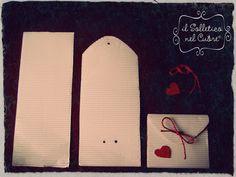 il solletico nel cuore: Come ti riciclo il cartoncino dei cracker in una bustina