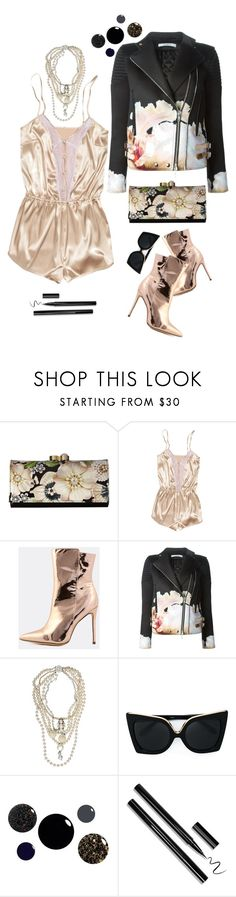 """""""IT!"""" by maria-laura-correa-da-silva ❤ liked on Polyvore featuring Ted Baker, Givenchy, McQ by Alexander McQueen and N°21"""
