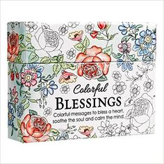 Colorful Blessings: Cards to Color and Share, 2016 Amazon Top Rated Crafts, Hobbies & Home  #Books