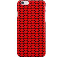Valentine Love Hearts iPhone Case/Skin. #love #friend