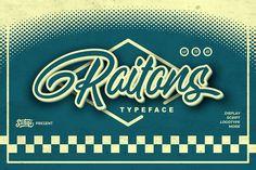 Raitons - 50% OFF Intro by Subqi Std on @creativemarket