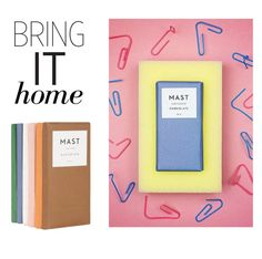 """""""Bring It Home: MAST Herb Chocolate Collection"""" by polyvore-editorial ❤ liked on Polyvore featuring interior, interiors, interior design, home, home decor, interior decorating and bringithome"""