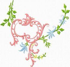 Blanket decoration free machine embroidery design. Machine embroidery design. www.embroideres.com