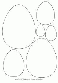 Useful egg templates for Easter crafts. Tip: Save the PDF before printing or it … Useful egg templates for Easter crafts. Tip: Save the PDF before printing or it might not print correctly. Easter Arts And Crafts, Easter Projects, Spring Crafts, Holiday Crafts, Easter Ideas, Easter Decor, Easter Egg Template, Easter Templates, Easter Printables