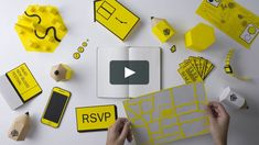 For this year's D&AD New Blood Awards ceremony we created this stop motion animation Stop Motion Photography, Commercial Ads, Photography Illustration, Creative Video, Motion Design, Live Action, Motion Graphics, Art Direction, New Art