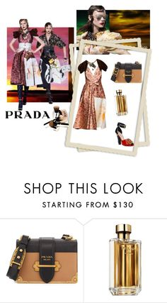 """Prada it my way"" by fl4u ❤ liked on Polyvore featuring Prada"