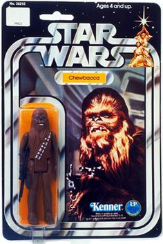 The Star Wars fans would love to own this vintage Chewbacca Kenner Star Wars action figure.