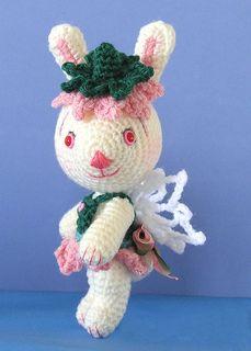 Bunny, cat, bear fairies