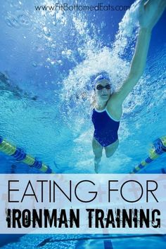 Eating for Ironman training is no joke! Susan shares what she noshes on for a training day. Sprint Triathlon, Triathlon Training, Training Day, Half Ironman Training Plan, Ironman Triathlon Motivation, Swim Training, Weight Training, Yoga, Freestyle Swimming