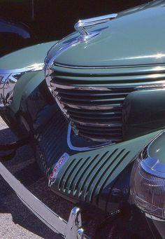 1939 Graham 4 door