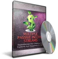 Multiple Passive Income Streams - Hypnotherapy For Creating Unlimited Streams