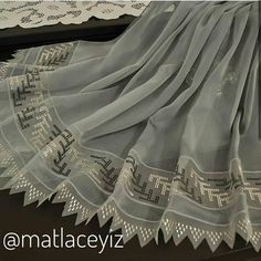 Crewel Embroidery, Embroidery Patterns, Indian Designer Outfits, Bargello, The Dress, Fabric Design, Skirts, Model, Creative