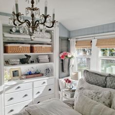 How to Freshen Up Your Bedroom for Spring - Shiplap and Shells Beach Cottage Style, Beach House, Heavy Blanket, Wall Paint Colors, Spring Home Decor, Traditional Bedroom, House Tours, Home Goods