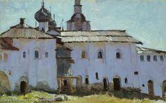 http://www.russianfineart.com/catalog/prod?productid=25008 Noon oil cardboard  Russian Master Cherny Vladimir