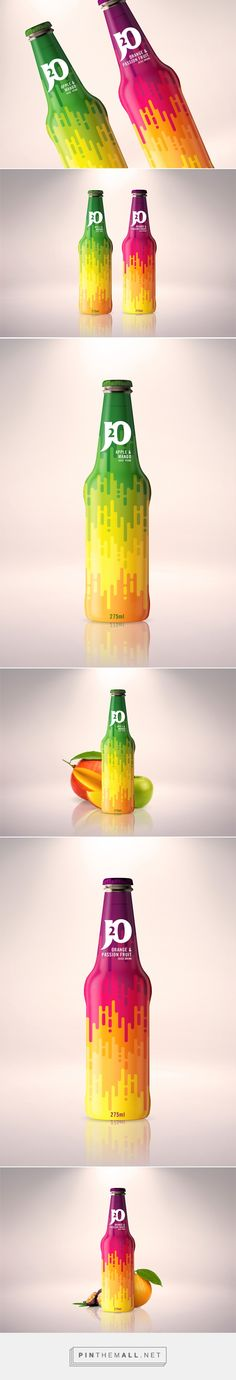 The J20 redesign  // juice  blend of two fruits.