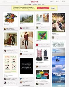 Pinterest: 3rd Largest Social Network Now Open To All