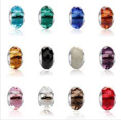cdc963d98 2017 Hot Sale Black Luminous Murano Glass Beads Fit Original Pandora Silver  Charm Bracelet Pendant DIY Jewelry Accessories