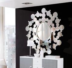 Espejos Cristal mas de 250€ : Espejo moderno PALERMO