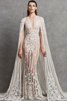 Zuhair Murad Bridal | Fall / Winter 2018 | Wedding Dresses