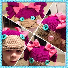 1000+ images about Crochet : Lalaloopsy on Pinterest ...