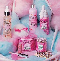 cotton candy Dessert Treats by Jessica Simpson