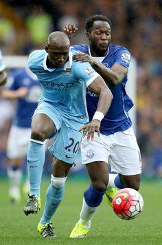 Eliaquim Mangala impressing in defence