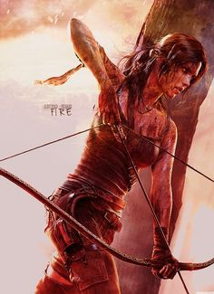 Tomb Raider - Into the FIRE