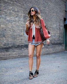 Summer vibes on the blog today. Shop this under $50 jacket here: http://liketk.it/2ovXc @liketoknow.it #liketkit #ltkunder50 #wiw #instafashion
