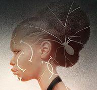 Nnedi Okorafor's AKATA WARRIOR cover