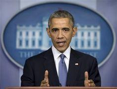 "Informando24Horas.com: Obama afirma que 2014 ha sido ""un gran año"" para l..."