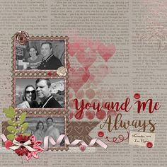 With Love by Designs by Romajo