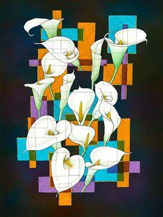 Calla Creative Art, Illustration, Artwork, Painting, Pictures, Photo Calendar, Digital Art, Image Editing, Creative Artwork
