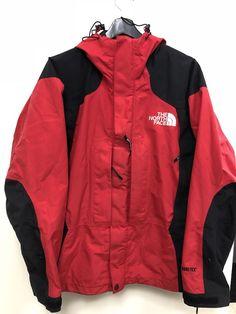 Vintage North Face Gore Tex Parka Winter Jacket Size Adult M   | eBay