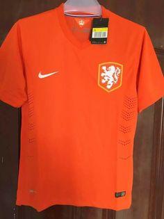 Netherlands national football team Nike Home WC 2014 Retro Classic Camiseta  FÚTBOL SOCCER KIT CALCIO SHIRT JERSEY FUSSBALL CAMISA TRIKOT MAILLOT MAGLIA  ... ba2ef7064