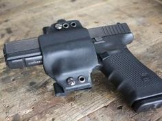 These IWB Kydex Mini Holsters have been selling fast. They are made for the Glock 9 and .40 (all sizes).