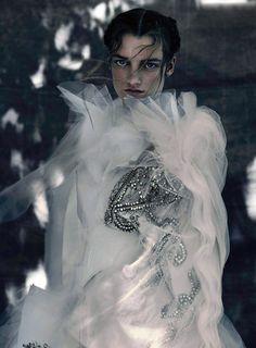 Jean Paul Gaultier Detail, Vogue Australia