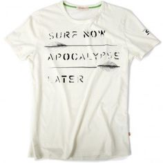Fancy - Surf Now Apocalypse Later T