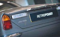 Jaguar XJC Restomod created by Hinckley-based Retropower - Drive Classic Motors, Classic Cars, American Racing, Mclaren F1, Limited Slip Differential, General Motors, Driving Test, Bmw M5, Cutaway