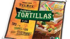 Texmex Fullkorn Tortillas 6stk Rema.png